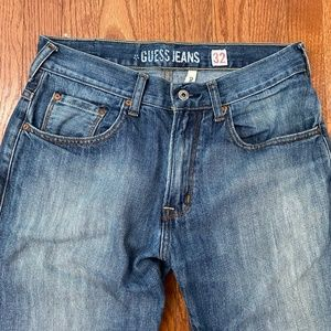 Guess Jeans - Guess Jeans Dean - Relaxed Fit - Men's 32x32